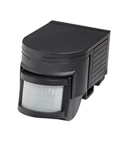 Robus Motion Detector 180D PIR (Black)