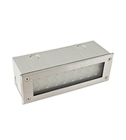 Robus IP66 SMD LED Brick Light (Stainless Steel)