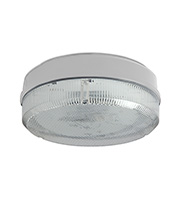 Robus Compact 16W 2D Surface Fitting with Prismatic Diffuser (White)