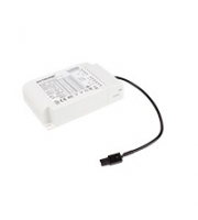 Robus Dali 1-10V, Switch Dim, 40W Led Current Selectable Driver (White)