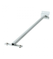 Robus Led Floodlight Signage Arm, For Use With Olympic, Micro Activate And Remy Led Floods, White (White)