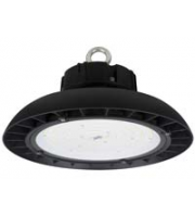Robus Sonic 150W Led Highbay, IP65, 130Lm/W, 1-10V Dimmable (Black)