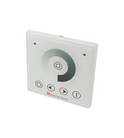Robus Vegas 720W Controller, IP20, Single Colour, With Wall Mounted Touch Panel (White)