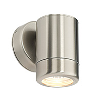 Saxby Lighting Atlantis IP65 35W Wall Light (Marine Grade Stainless)
