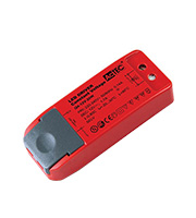 Saxby Lighting LED Driver Constant Voltage 20W (Red)