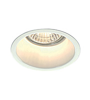Saxby Lighting Peake 50W Anti Glare Downlight (Gloss White)