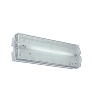 Saxby Lighting Clipo Maintained IP65 8W Light (White)
