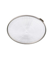 Saxby Lighting Commo Large Diffuser Accessory (Bright Nickel)