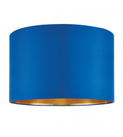 Saxby Lighting Boutique 16 Inch Shade (Midnight Blue)