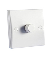 Schneider Electric GET Ultimate 1G 2W 400W Dimmer Switch (White)