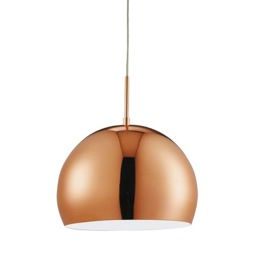 Searchlight Domas 1 Light Copper Ball (30cm Dia)