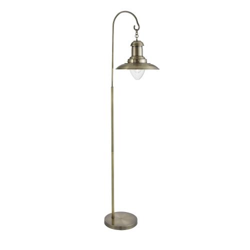 Stylish Glass Ball Floor Lamp 8194Cc