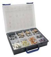 WAGO 240 Piece Professional Installer Carry case