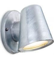 Elan LED Wall Light - Galvanised