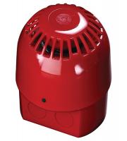 Apollo Alarmsense Open Area Sounder - Red