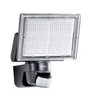 Steinel XLED Home 3 Sensor Floodlight (Black)