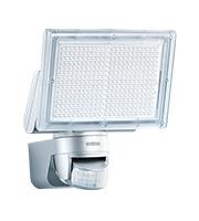 Steinel XLED Home 3 Sensor Floodlight (Silver)