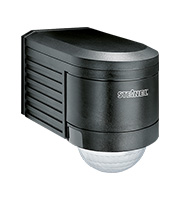 Steinel IS300 Corner Infra-red Motion Detector (Black)