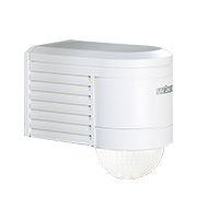 Steinel IS300 Corner Infra-red Motion Detector (White)
