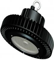 Red Arrow Compact 150W IP65 6500K Dimmable LED High Bay (Black)