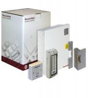 Securefast Deedlock Single Door Keypad/Proximity Access Control Kit with Electric Release (White)