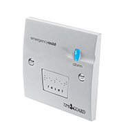 Timeguard Single Zone 1 Gang Reset Button (White)