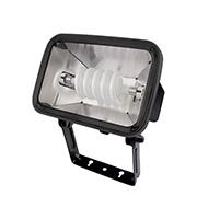 Timeguard 36W Energy Saver Floodlight (Black)
