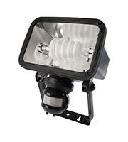 Timeguard 36W Energy Saver PIR Floodlight (Black)