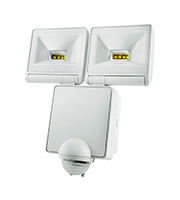 Timeguard 2 x 8W LED Energy Saver PIR Floodlight (White)