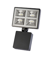 Timeguard 32W LED Energy Saver Floodlight (Black)