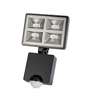 Timeguard 32W LED Energy Saver PIR Floodlight (Black)
