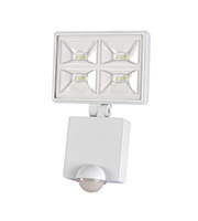 Timeguard 32W LED Energy Saver PIR Floodlight (White)
