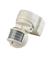 Timeguard 3000W Night Eye PIR Light Controller (White)