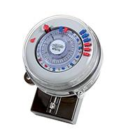 Timeguard 3 Pin 20A Round Pattern Time Controller (White)