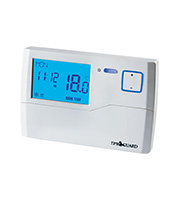 Timeguard 7 Day Programmable Room Thermostat (White)
