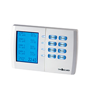 Timeguard 7 Day 4 Channel Digital Heating Programmer (White)