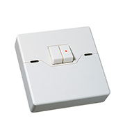Timeguard Programmable Security Light Switch (White)